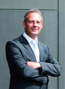 HEG Geschäftsführer André Scharnewski