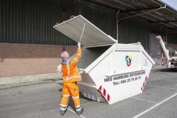 Mulde Containerdienst HEG